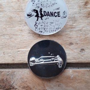 Broche-Pin's Dance
