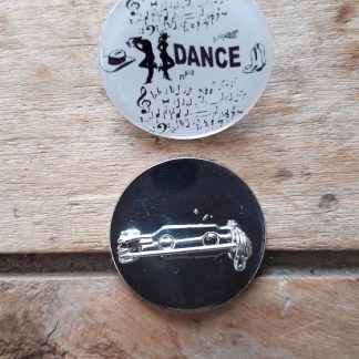 Broche-Pin's Dance