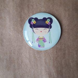 Kokeshi esprit japonais