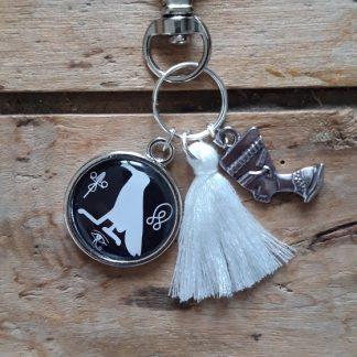 Porte clés Egypte2 Oiseau