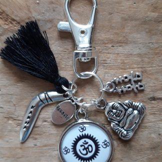 Porte clés Om